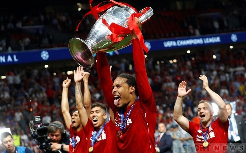 Liverpool was the champion of C1 in 2018/2019. Photo: UEFA