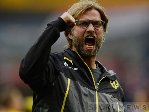 Before going to Liverpool, Klopp made a big impression at Dortmund. Photo: Getty.