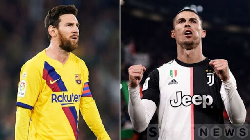 Messi reserved words to his rival Ronaldo