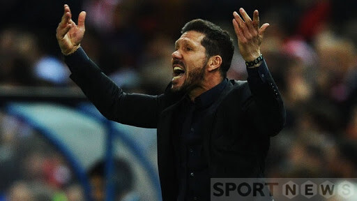 Diego Simeone created the whole Atletico dynasty. Photo: Getty