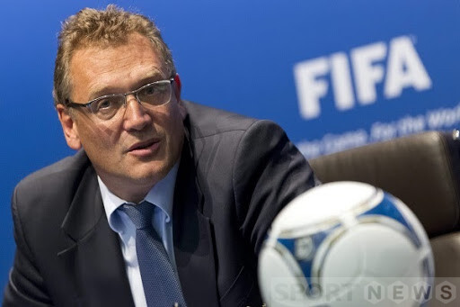 Former FIFA Secretary-General Jerome Valcke