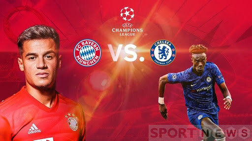 2 of the 5 matches will be the first leg and return to Chelsea in the Champions League. Die Roten always values this arena in all circumstances so Flick needs to help the home team defeat the London club.