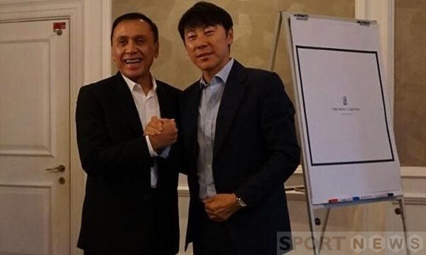 Indonesia Appointed A Former Korean Coach