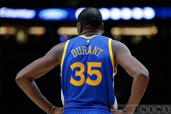 Rumors Kevin Durant Will Reappear When The NBA Returns