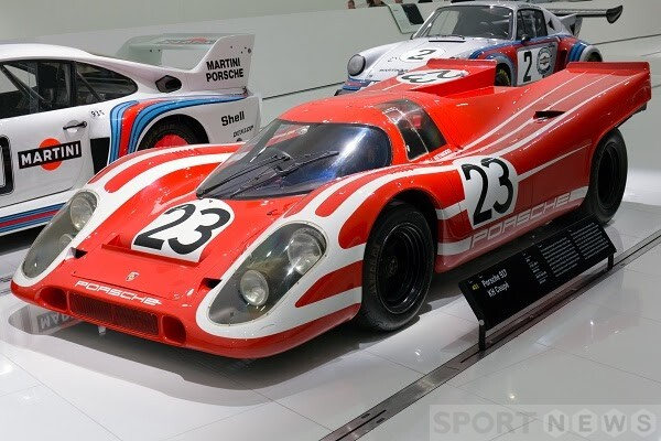 Five Iconic Colors Of Porsche Racing Cars