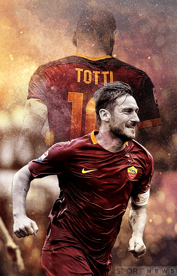 Francesco Totti Almost Left Rome When He Was 20