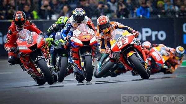Hopefully MotoGP will be able to return in June