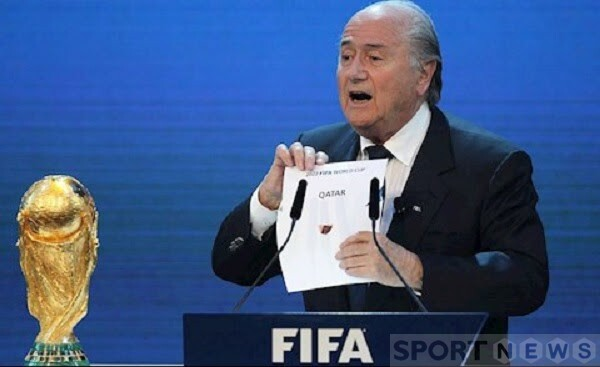 Qatar may lose the right to host the 2022 World Cup