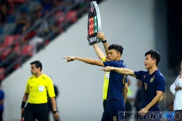 U23 team to replace the national team for the AFF Cup