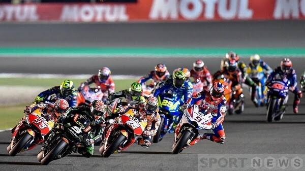 Learn About The MotoGP Racing Tournament