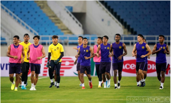 Malaysia team was soon scheduled to compete with Vietnam in the second round of the 2022 World Cup
