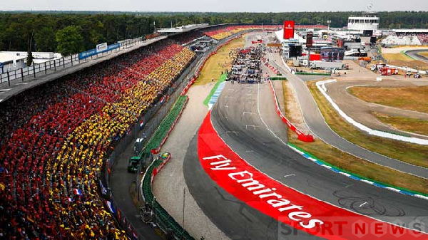 Hockenheim is also willing to return to Formula One if necessary