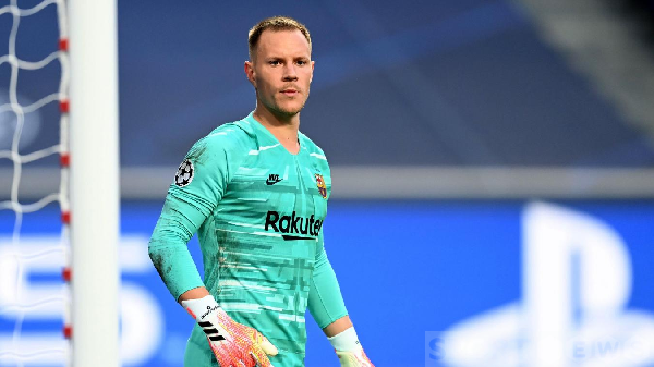 Marc-Andre ter Stegen is in danger of missing out on exciting matches at EURO