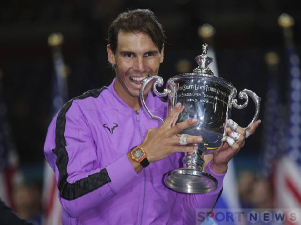 Rafael Nadal thanks the organizers for his efforts, but he still declares to leave the US Open 2020 for his own safety