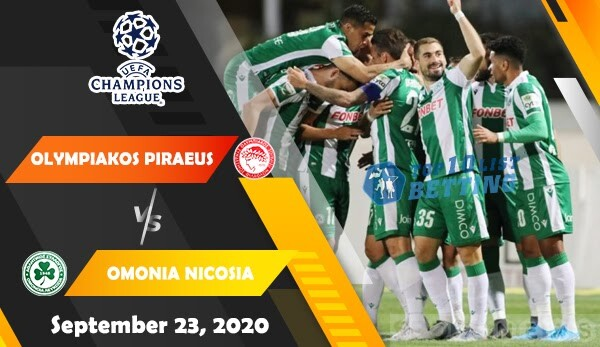 Olympiakos Piraeus vs Omonia Nicosia Prediction