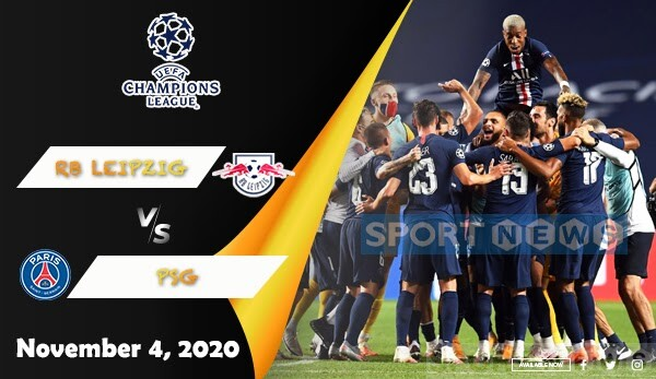 RB Leipzig vs PSG Prediction