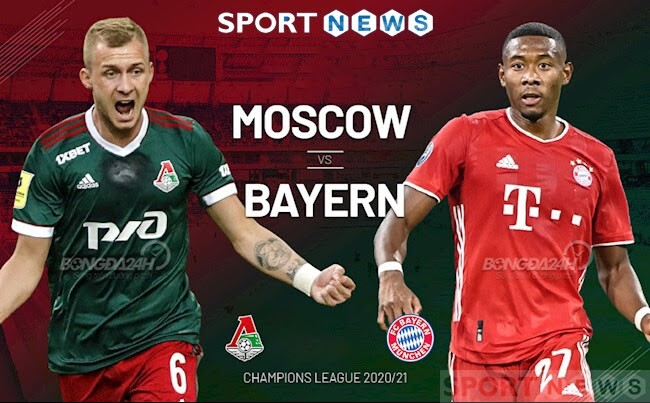 Bayern Munich vs Lokomotiv Moscow Prediction