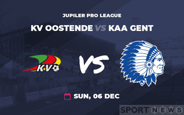 Oostende vs KAA Gent Prediction
