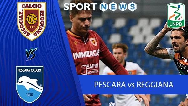 Reggiana vs Pescara Prediction