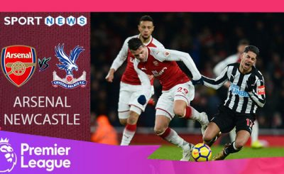 ARSENAL VS NEWCASTLE 3