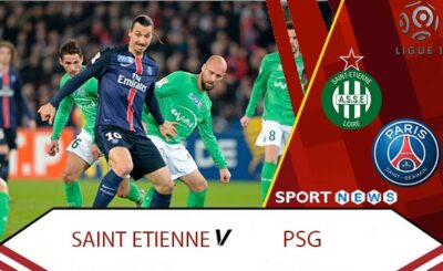 AS Saint Etienne vs PSG Prediction