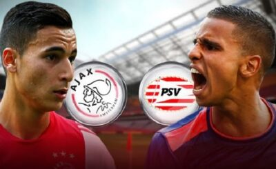 Ajax vs PSV Prediction