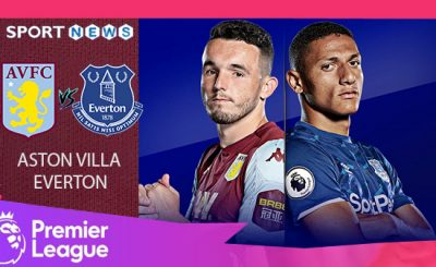 Aston Villa vs Everton 3
