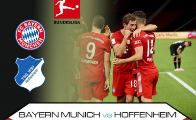 Bayern Munich vs Hoffenheim Prediction