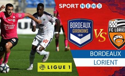 Bordeaux vs Lorient Prediction