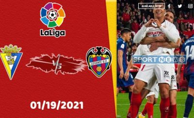 Cadiz vs Levante Prediction 1