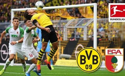 Dortmund vs Augsburg Prediction