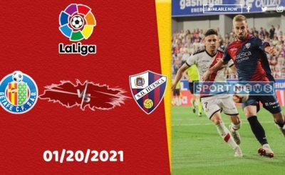 Getafe vs Huesca Prediction 1