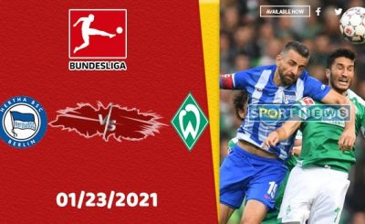 Hertha Berlin vs Werder Bremen Prediction