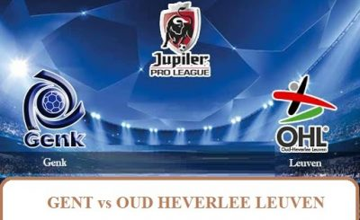 Heverlee Leuven vs KAA Gent Prediction