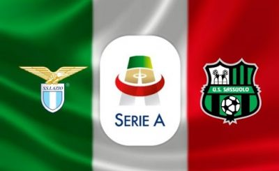 Lazio vs Sassuolo Prediction