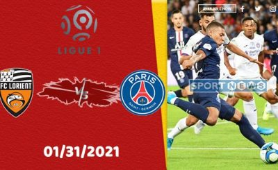Lorient vs Paris Saint Germain Prediction