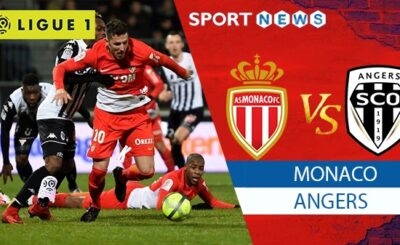 Monaco vs Angers Prediction