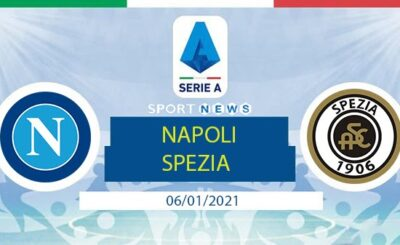 Napoli vs Spezia Prediction
