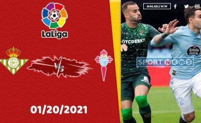 Real Betis vs Celta Vigo Prediction 1`