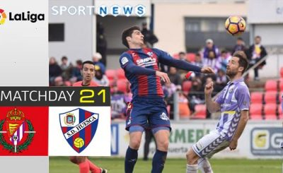 Real Valladolid vs SD Huesca Prediction