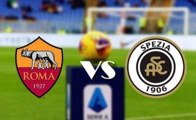 Roma vs Spezia Prediction