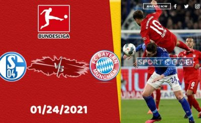 Schalke vs Bayern Munich Prediction