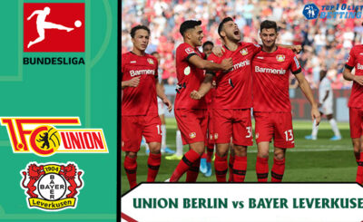 UNION BERLIN vs BAYER LEVERKUSEN 3