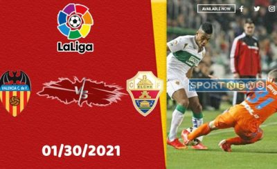 Valencia vs Elche Prediction