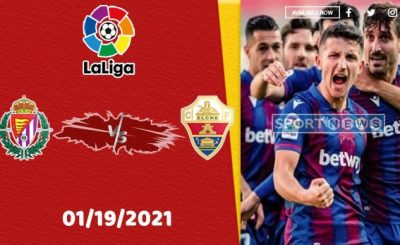 Valladolid vs Elche Prediction 1