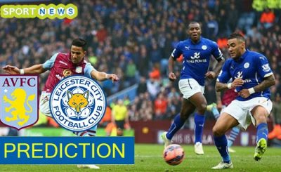 Aston Villa vs Leicester Prediction
