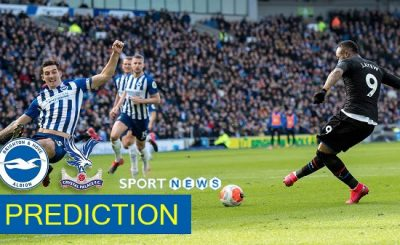 Brighton vs Crystal Palace Prediction