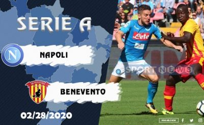 Napoli vs Benevento Prediction