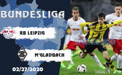 RB Leipzig vs Monchengladbach Prediction