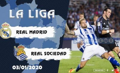 Real Madrid vs Real Sociedad Prediction